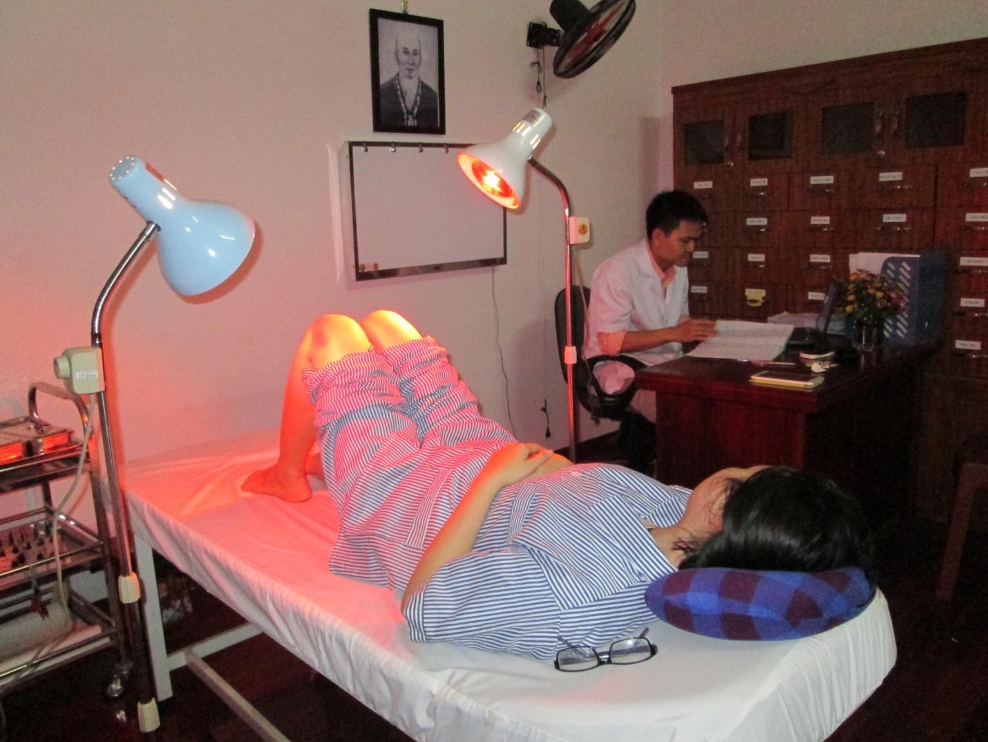 Tác dụng của ánh sáng chữa bệnh