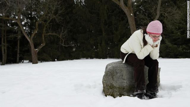 7 dấu hiệu bạn mắc chứng trầm cảm mùa đông