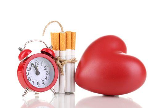 Dù chỉ hút 1 điếu thuốc/ngày, nguy cơ mắc bệnh tim tăng 50%