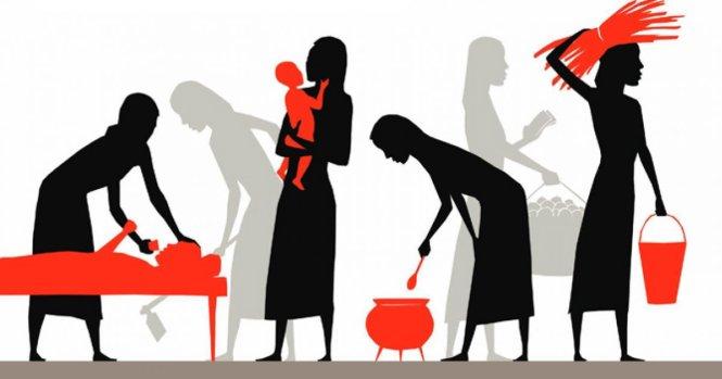 Phụ nữ và chăm sóc sức khỏe: Bị ngó lơ vẫn phải lo cho người