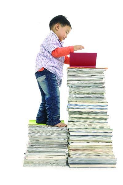 Trẻ bị stress vì học hè