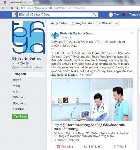 """Đánh đổi mạng sống chỉ vì quá tin vào """"bệnh viện"""" Facebook, chữa bệnh theo """"bác sĩ"""" Google..."""