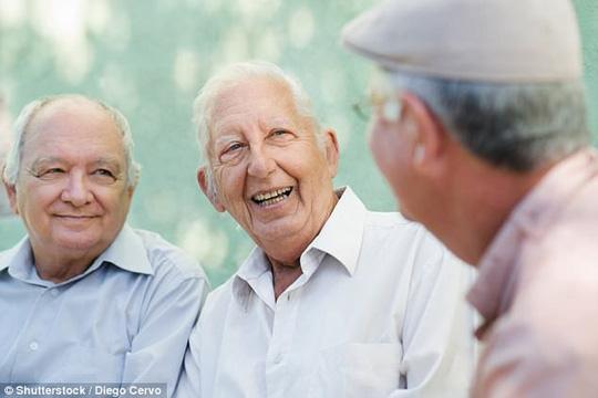 Về hưu, bỗng già đi nhanh chóng