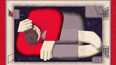 Sức khỏe tâm thần người trẻ:  Rời tổ chưa lâu đã va vào COVID