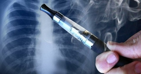Không sử dụng thuốc lá điện tử để cai thuốc lá!