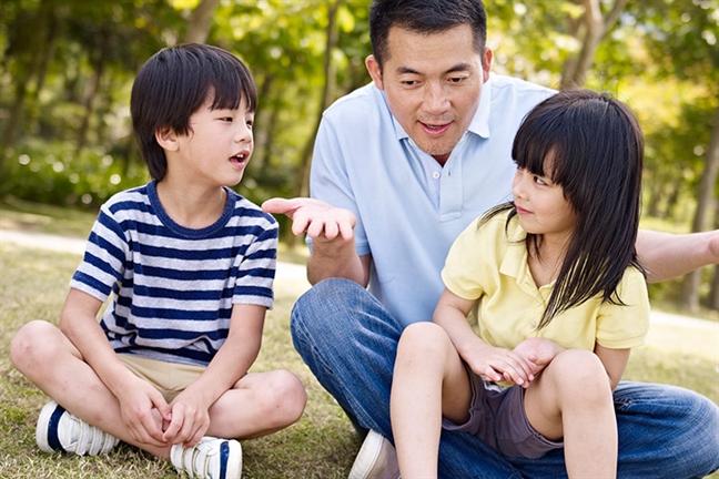 Phạt thế nào để trẻ tâm phục khẩu phục?