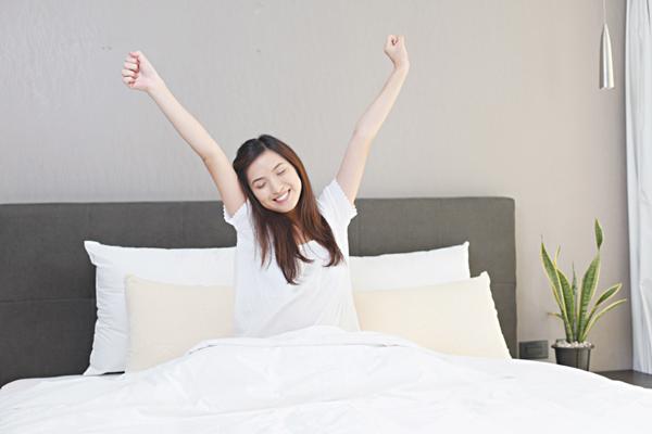 Bài trí phòng ngủ giúp bạn khỏe mạnh và ngon giấc