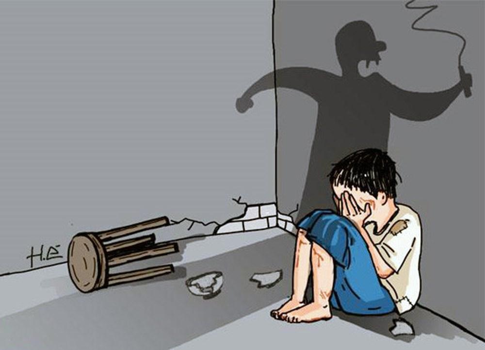 Bị bạo hành lúc bé, dễ mắc đau đầu khi lớn