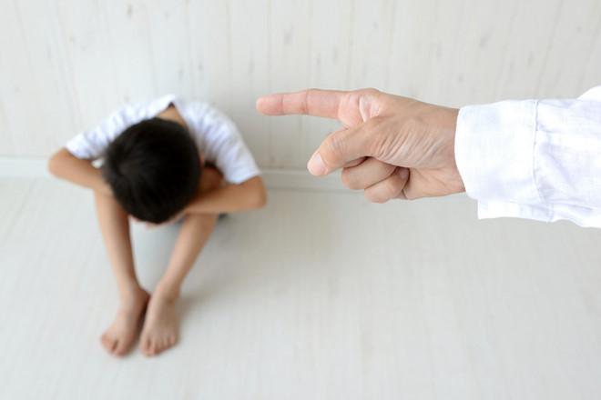 Nhiều người đánh con vì chính họ từng bị cha mẹ bạo hành