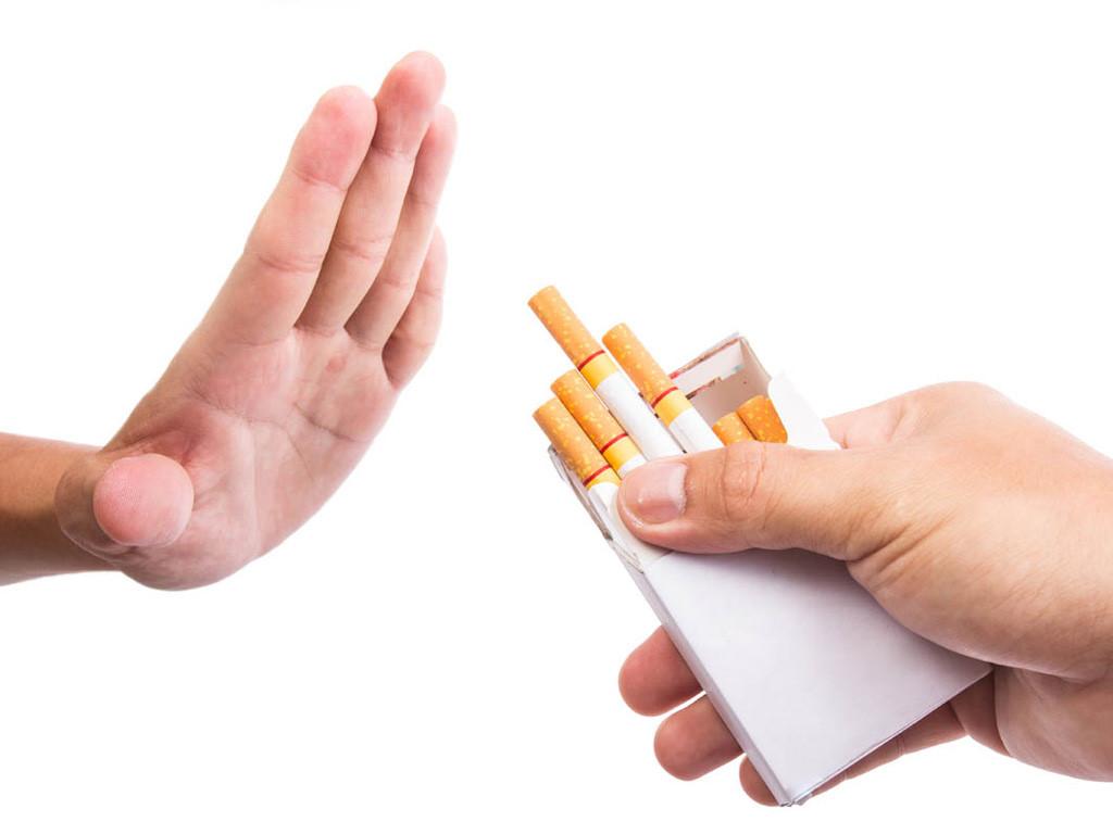 Khắc phục hội chứng cai thuốc lá