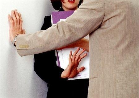 Đối phó quấy rối tình dục công sở