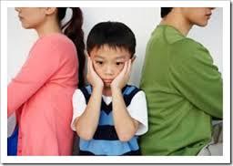 Tư vấn tâm lý ở trẻ có cha mẹ ly hôn