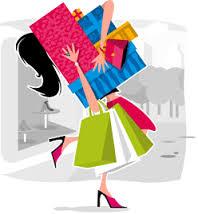 Nghiện mua sắm