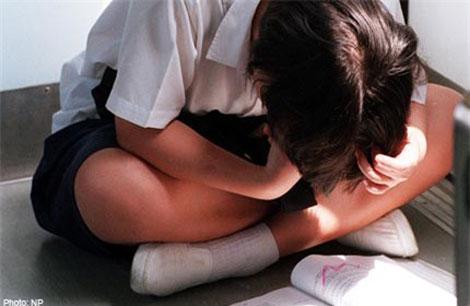 Gần 17 % học sinh có ý định tự tử