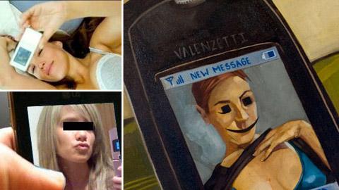 Giới trẻ 'chết chìm' vì sexting