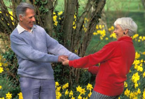 40% cụ ông 85 tuổi vẫn thích sex