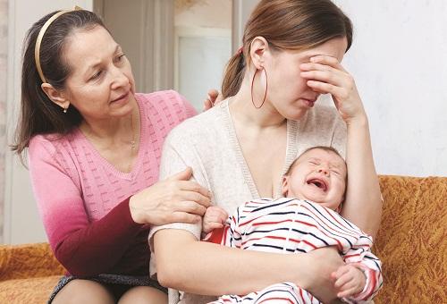 Phát hiện sớm rối loạn tâm thần sau sinh