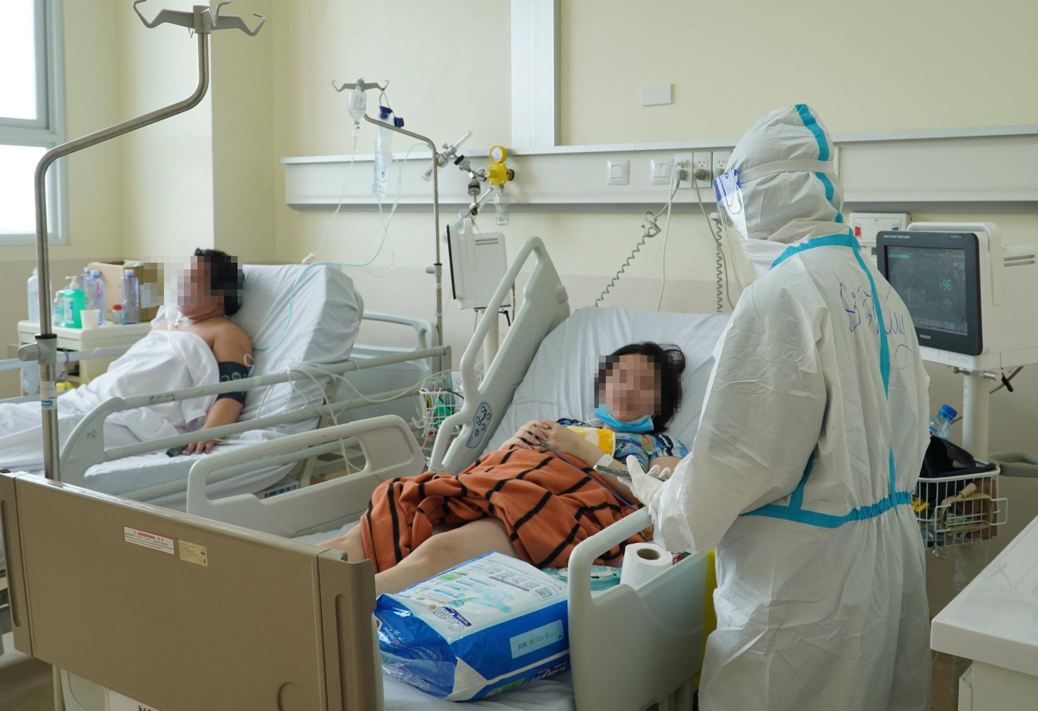 TP.HCM: 20% bệnh nhân tại Bệnh viện hồi sức Covid-19 bị trầm cảm, 53,3% rối loạn lo âu